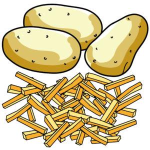 Chips & Potato Specialties 薯條品種