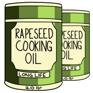 Oil 菜籽油