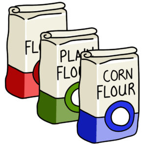 Flours & Starch