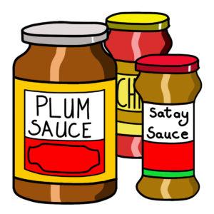 Jar Sauces 醬汁類