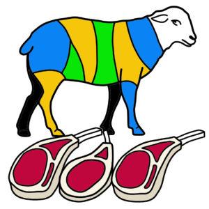 Lamb 羊類