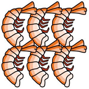 Shrimps 去殼熟小蝦仁