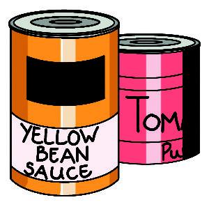 Tinned Sauces 醬汁類