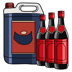 Vinegar & Wine